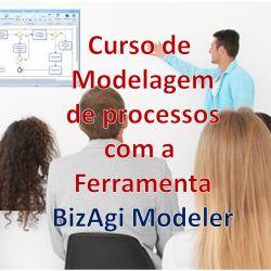 Modelagem Processos com Ferramenta BizAgi Modeler